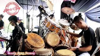 [6.20 MB] juragan empang versi (pusang) Rusdy oyag percussion