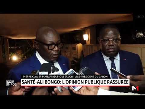 """Gabon: le président Bongo """"se porte plutôt bien"""""""