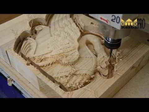 Производство резного декора из массива дерева