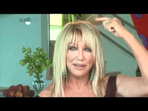 Suzanne Somers Discusses Creating Chrissy Snows Asymmetrical