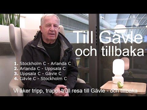 2017-03-12 Tripp, trapp, trull resa till Gävle