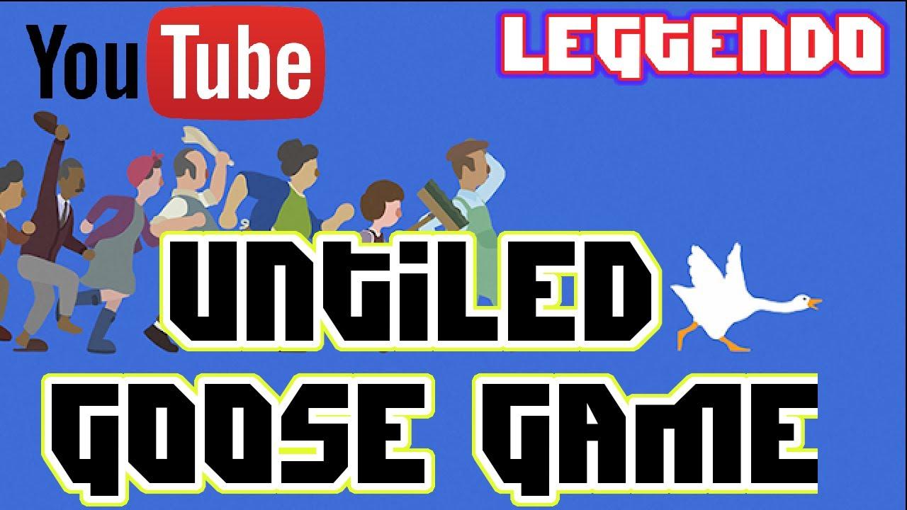 Untitled Goose Game Coming September 20th Trailer Nintendo