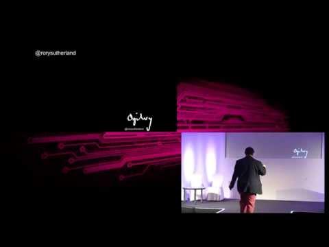 "Rory Sutherland, TED Speaker - ""Perception vs. Reality"" @Amadeus Rail Forum 2014"