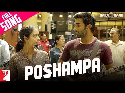 Poshampa - Full Song | Qaidi Band | Aadar Jain | Anya Singh | Arijit Singh | Yashita Sharma