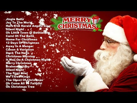 Best Pop Christmas Songs Playlist 2017   The Most Popular Christmas Songs, Merry Christmas 2017