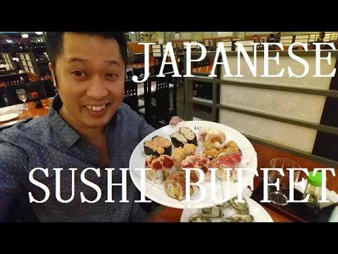 Minado Japanese Seafood Sushi Buffet Restaurant