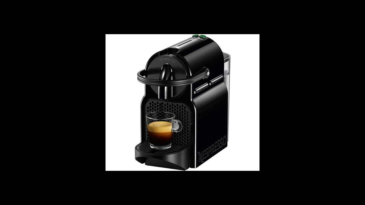 How to Use NESPRESSO Magimix in 60 seconds - YouTube
