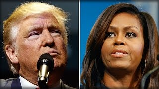MICHELLE OBAMA IS HYSTERICAL! SHE JUST ATTACKED TRUMP AFTER HER ONLY LEGACY WAS OBLITERATED thumbnail