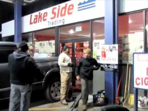 Unity Council video of Saturday incident at Lakeside Trading