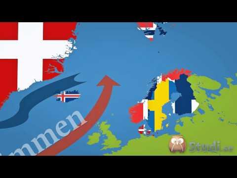 Norden (Geografi) - Studi.se