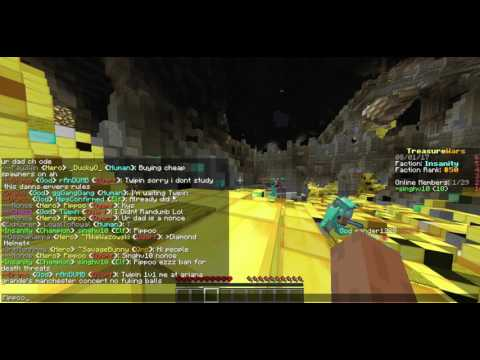 treasure wars tp trappers iStrafes DeadBuilderKO
