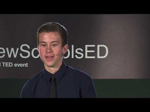 Success is helping others: Michael Davies at TEDxRockyViewSchoolsED