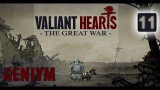 Valiant Hearts The Great War Прохождение. Часть 11 (Финал)