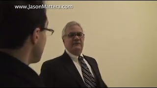 Barney Frank is asked for advice on how to run a brothel