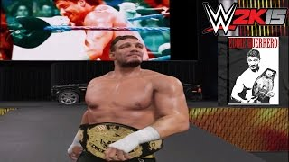 WWE 2K15 PC Mod: Eddie Guerrero NEW Superstar Model plus titantron/entrance theme (VIVA LA RAZA!)