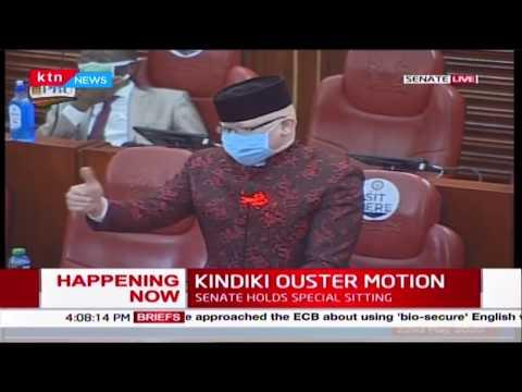 'In politics, your future allies are your current nemesis' Senator Mwaura to Professor Kindiki