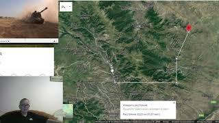 Армия Азербайджана прошла Лачинский Коридор  ! До Шуши 25  километров !