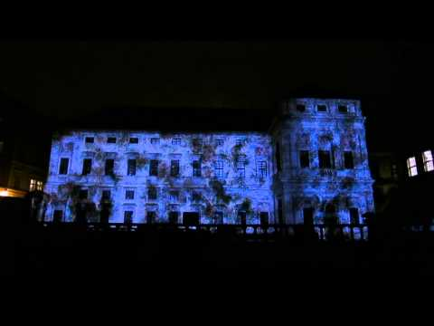Signal festival Praha 2013 Video mapping komplet