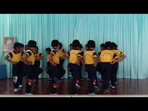 สาวนครชัยศรี 2 โรงเรียนสามัคคีอนุสรณ์ สุราษฎร์ธานี เขต3