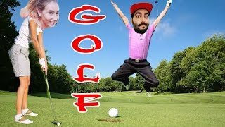 ГОЛФ... Просто голф.. ГОЛФ!
