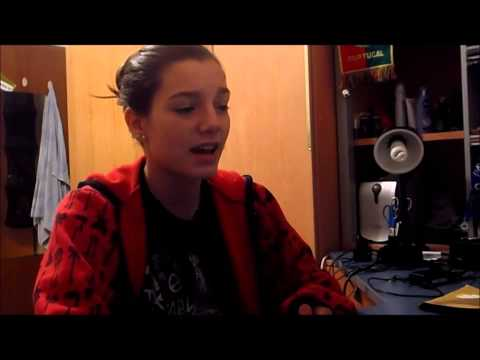 A Boy And A Girl- The Specktators (Cover by Tany Harding)