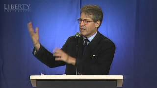 Eric Metaxas - Liberty University Convocation