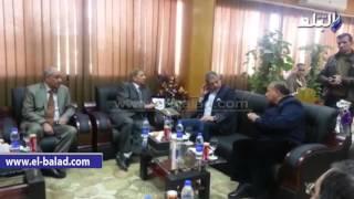 بالفيديو .. وزير الرياضة للإسماعيلي : الوزارة لا تمنح الأندية الدعم المالي