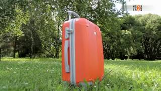 Чемоданы на колесах из ABS пластика MegaBags(, 2017-01-05T16:04:47.000Z)