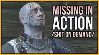Witcher 3 ► Missing in Action Quest [Shitting on Command!]