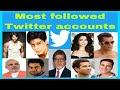 Top 50 Most Followed Twitter Accounts (Followers ...