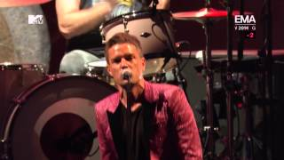 The Killers - Runaways (Live V Festival 2014) 1080p