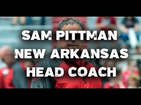 Arkansas hires Georgia's Pittman as head coach
