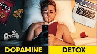 DOPAMINE DETOX | How To Take Back Control Over Your Life