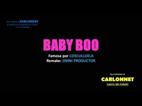 Baby Boo (Karaoke) Cosculluela