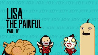 STREAM - LISA The Painful RPG Part 4 - Lord of Hurts