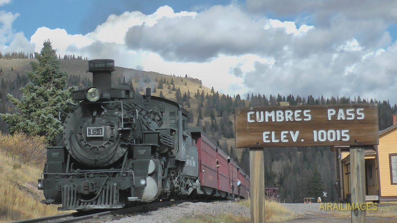 Fall Colorado Wallpaper Cumbres And Toltec Steam Narrow Gauge 11 Oct 14 Youtube
