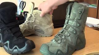 Lowa Zephyr HI TF green(Обзор трекинговых ботинок Lowa Zephyr HI TF Интернет магазин - military-style.com.ua., 2012-08-30T16:11:22.000Z)