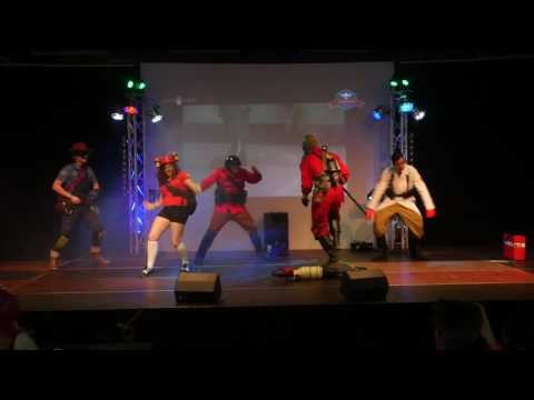 related image - Japan Party 2017 - Cosplay Dimanche - 09 - Team Fortress