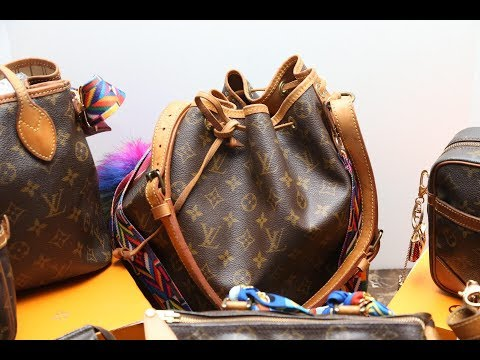 Louis Vuitton Noe/how to clean the vachetta.  Please subscribe 🙏🏽