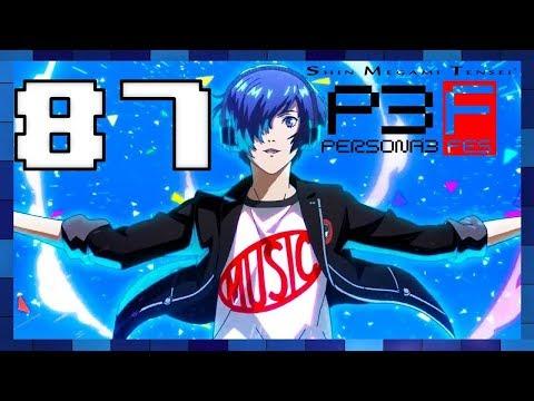 Persona 3 FES [Serial Killer] Episode 87 - Goon Plays