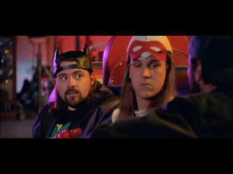 Jay and Silent Bob  Silent Bob Talks