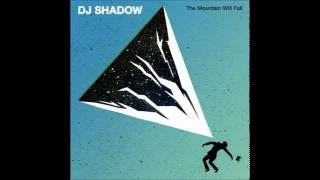 dj shadow - pitter patter