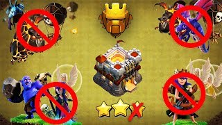Th12 Failed! TH 11 (TH11 Tested in 15 Wars) BEST WAR BASE 2018 AnTi 3 Star AnTi All | Clash Of Clans