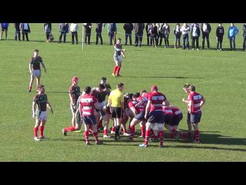 Aberdeen Grammar RFC v GHA 1st half 25/3/17