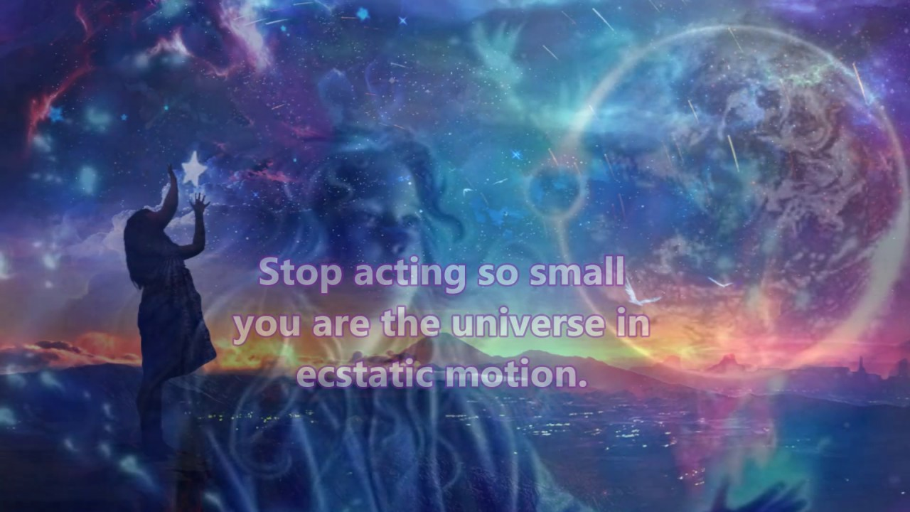 YOU ARE THE SEED OF LOVE