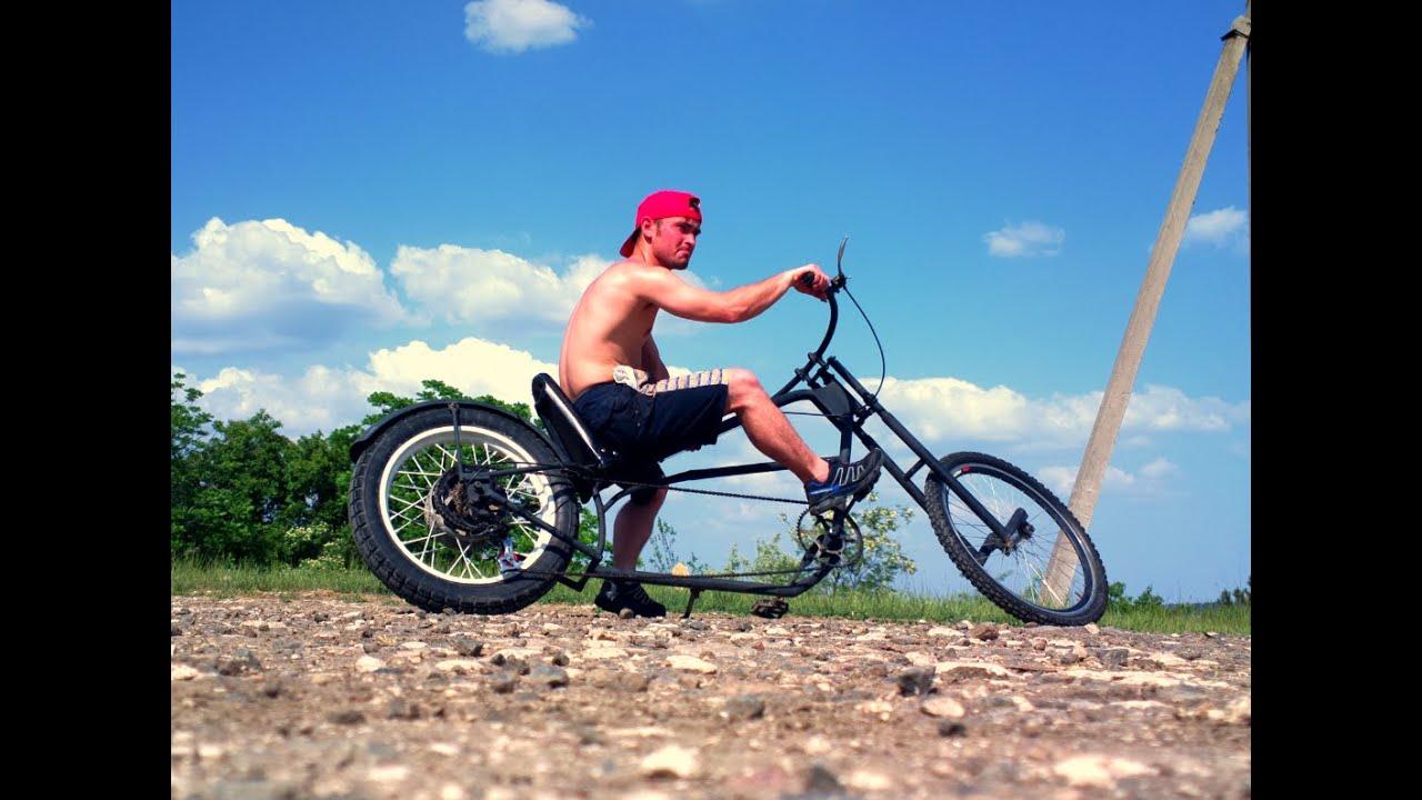 Как сделать чоппер из велосипеда фото 20