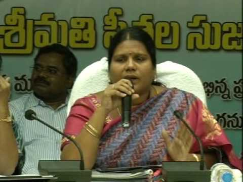 WOMEN7CHILD WELFARE MINISTER REVIEW ON I C D S&MINES DEPARTMENT ON DT;19 09 2016