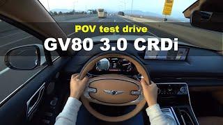 2021 Genesis GV80 3.0 Diesel C…