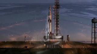 Space ship Rocket launch | Science and Technology |