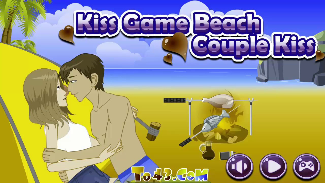 Kiss Game Beach Couple Kiss – Make Girl Like You – Best Android Gameplay HD